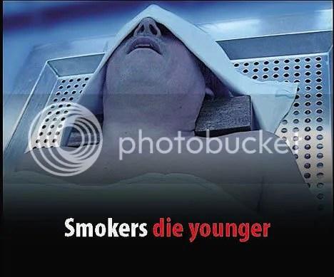 Smoking photos