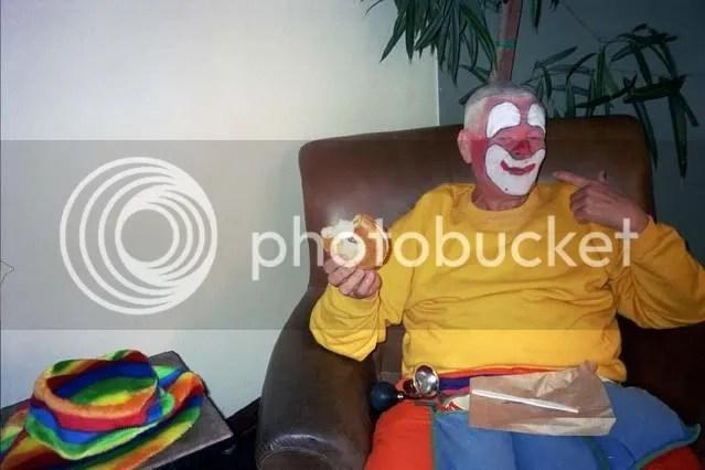Tom, the clown