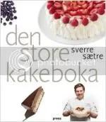 """""""Den store kakeboka"""" av Sverre Sætre"""