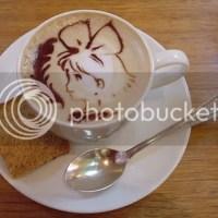 Latte/ Coffee Art: desenhos no café