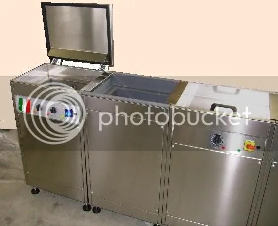 lavatrici digitali a onda sonica