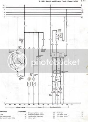 Mk1 Wiring Diagram For 1984 Vw Scirocco Vw Rabbit Gti Mk1