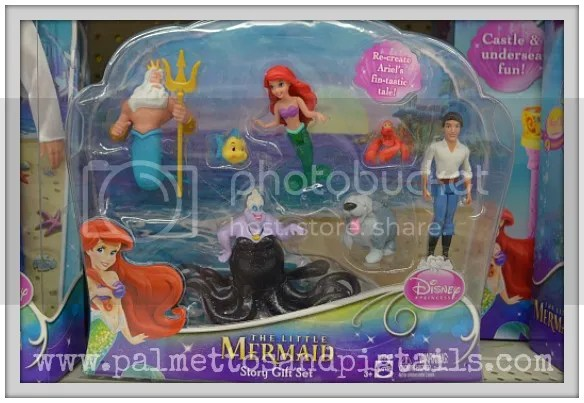 #TheLittleMermaid Birthday Party  #shop #DisneyPrincessPlay #cbias