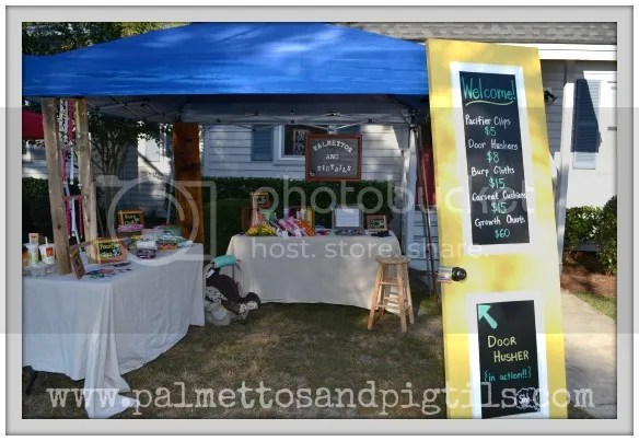 Anatomy of a Craft Show from Palmettos and Pigtails