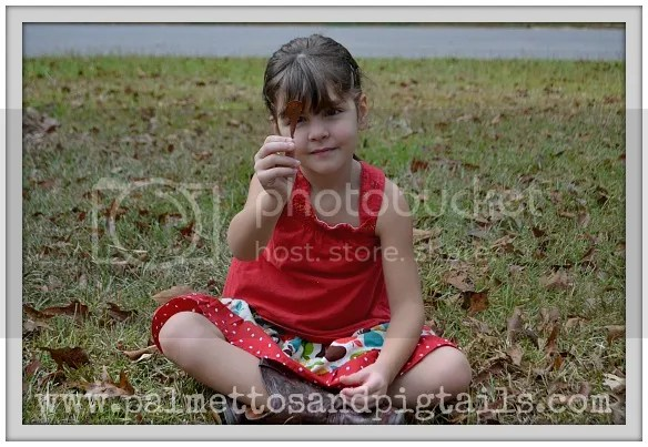 Twirly Skirt from Palmettos and Pigtails