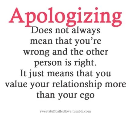 Image result for apology quotes