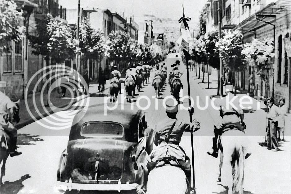 Resultado de imagen de entrada de los franceses en damasco 1941 imagenes