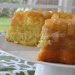 Pineupple Upside Down Bundt Cake