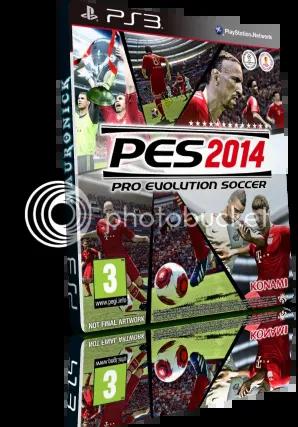 [Ps3] Pro Evolution Soccer 2014 (2013) [Cfw 4.46] USA - Multi ENG