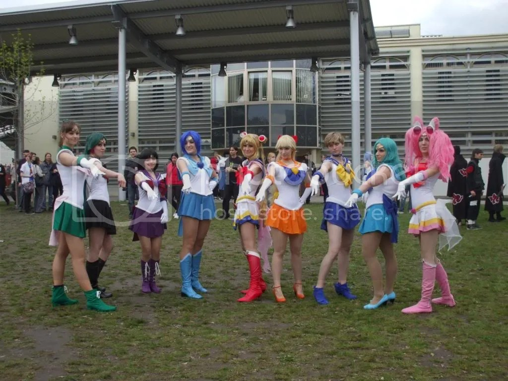 Sailor Moon Team