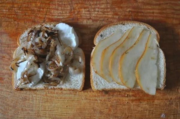 grilled cheese three ways
