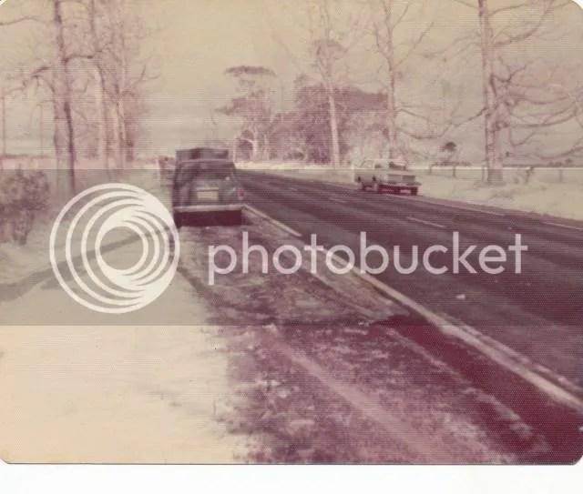 snow guyra NSW 1977