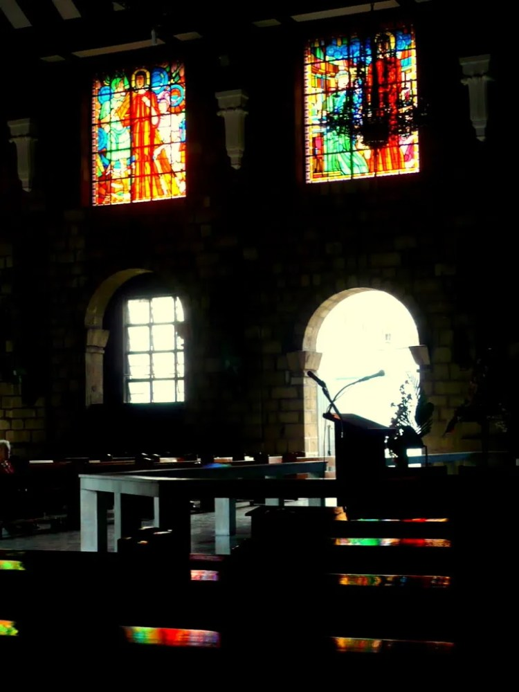 Reflections in Church (4/6)