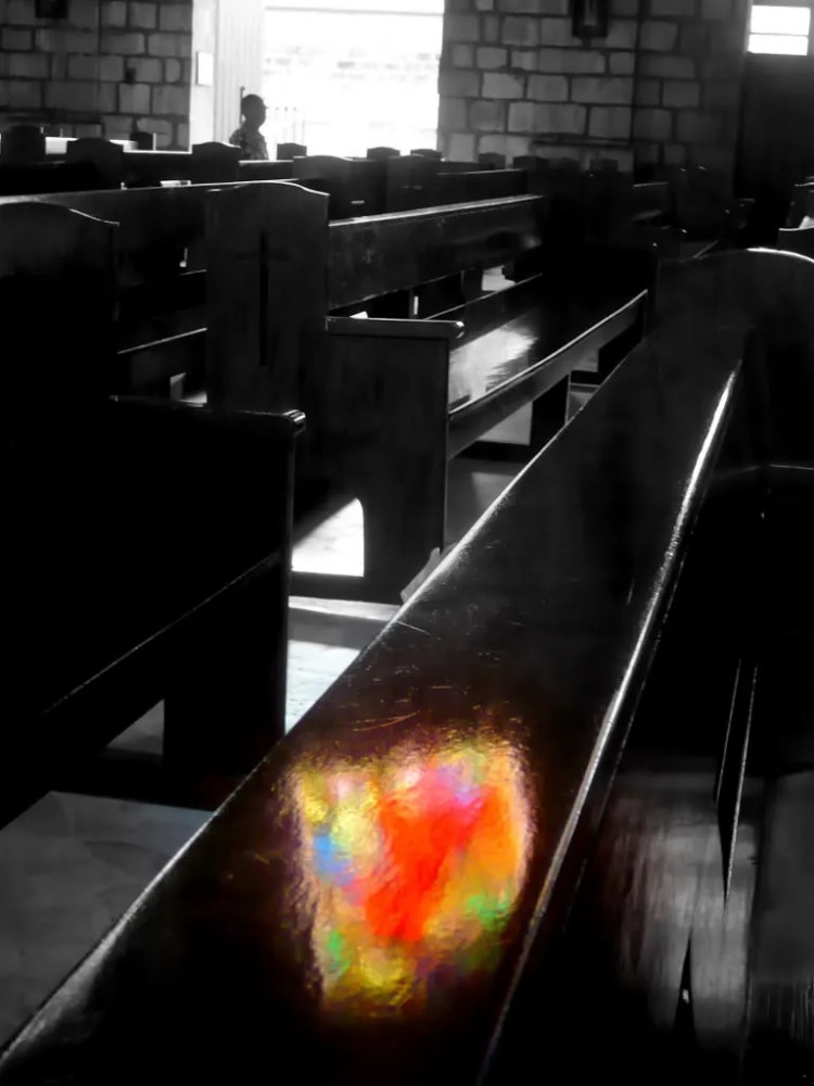 Reflections in Church (1/6)