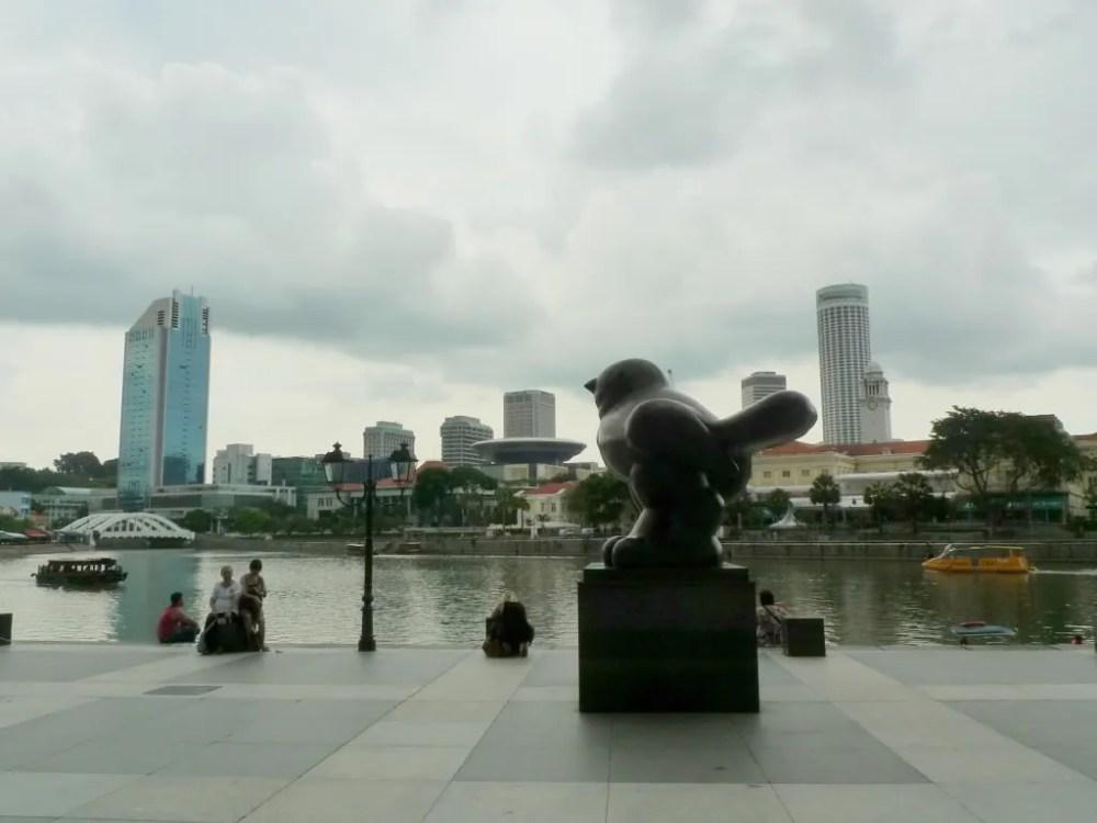 Sculpting Singapore (4/6)