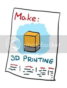 Make: Ultimate 3D Printing Guide