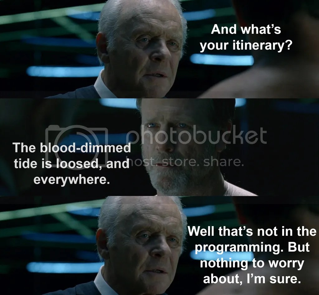 jimmybing reviews HBO's newest series, 'Westworld.'