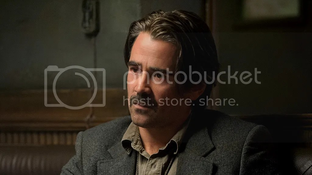Colin Farrell stars as Ray Velcoro in the second season of HBO's True Detective.