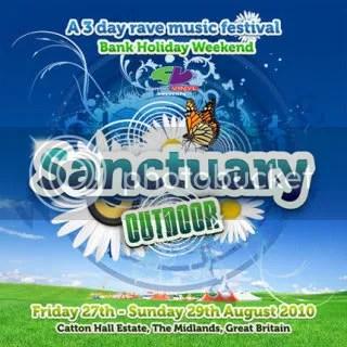 Sanctuary Festival 2010