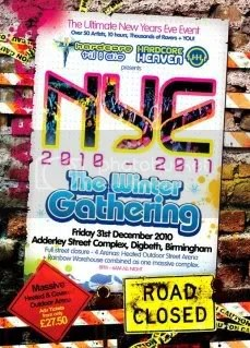 HTID vs Hardcore Heaven - New Years Eve 2010