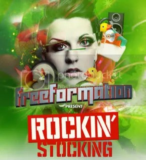 Freeformation - Rockin' Stocking