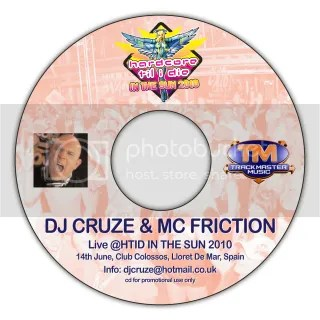 Cruze & MC Friction - HTID In The Sun 2010