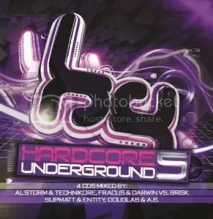 Hardcore Underground 5