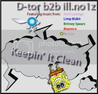 DJ D-tor B2B illno1z - Keepin' It Clean