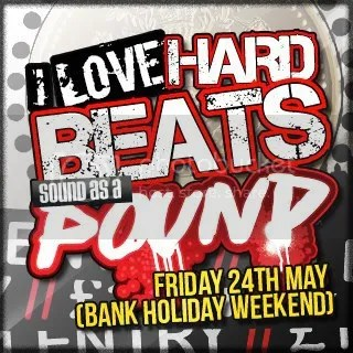 I Love Hard Beats - Sound As A Pound