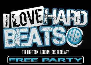 I Love Hard Beats