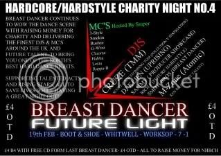 Breast Dancer - Future Light