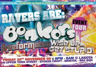Ravers ARE