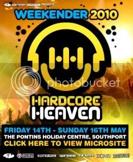 Hardcore Weekender 2010