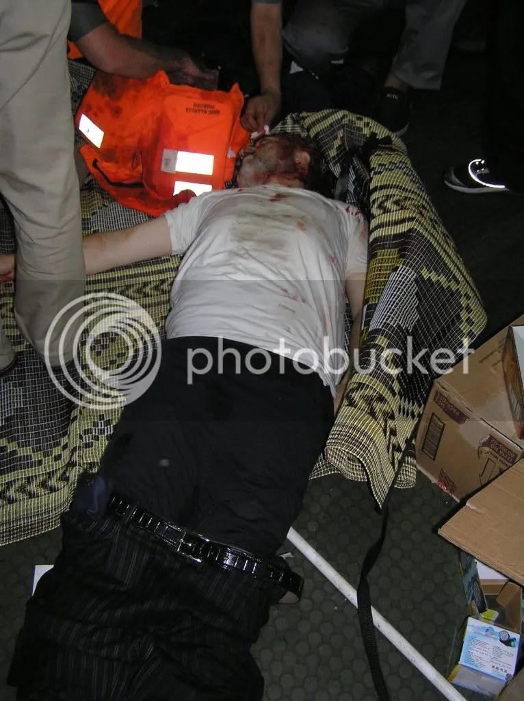 Murdered aid worker