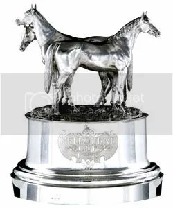Melbourne Cup Trophy 1888