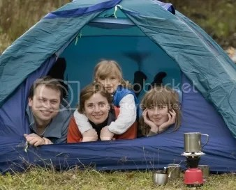 Camping With The Kids: Must Haves List For Parents