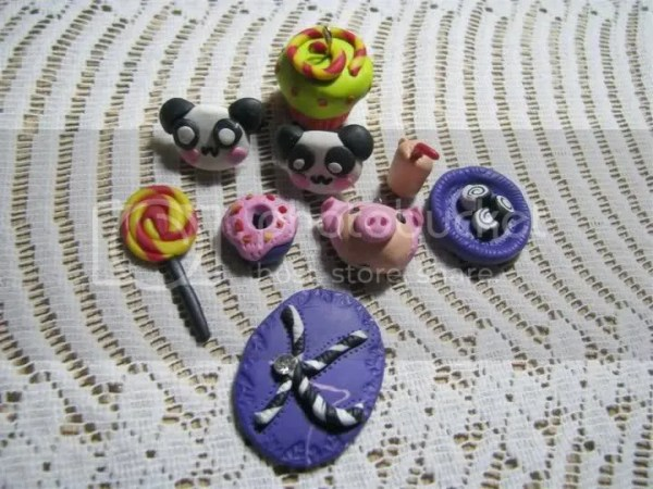 Polymer Clay Making