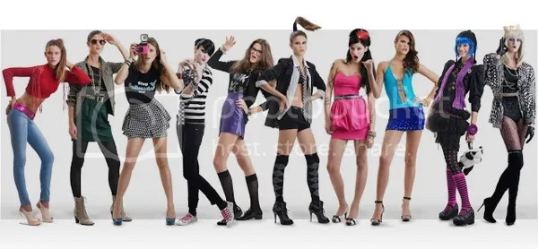 Fashion Is All About Expression