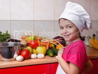 Important Points For Vegetarian Kids