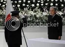 Hazatért a kórházi kezelésből Akihito császár