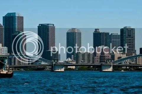 Inter Japán Magazin:  Tokió: Híd a Sumida folyón