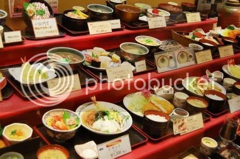 Inter Japán Magazin: viasz ételminta
