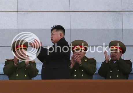 Észak-Korea vezére bizonyítani akar