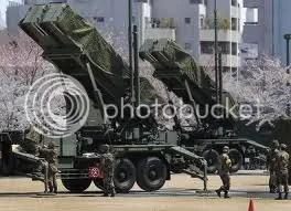 Védelmi rakéták a fővárosban