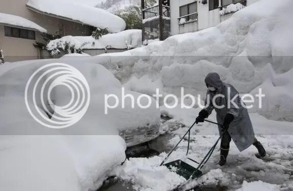 Japán tél