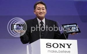 A Sony új vezére agresszív változásokat ígér