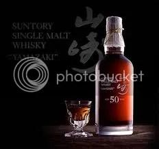 Ötvenéves whisky a piacon