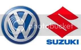 A Suzuki perli a Volkswagent