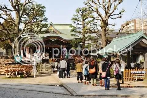 Inter Japán Magazin: Szentély