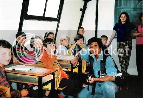 Fujioka Hiroshi Koszovóban